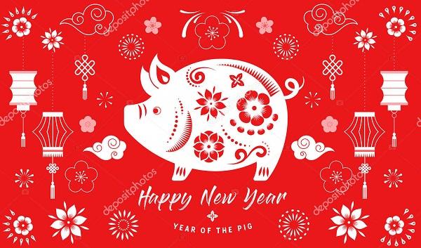 Programa Actividades - Año Nuevo Chino 2019