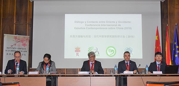 Instituto Confucio de la Universidad de León ha organizado unas jornadas sobre 'Diálogo entre Oriente y Occidente' - imagen 2
