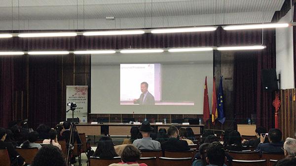 Instituto Confucio de la Universidad de León ha organizado unas jornadas sobre 'Diálogo entre Oriente y Occidente' - imagen 5