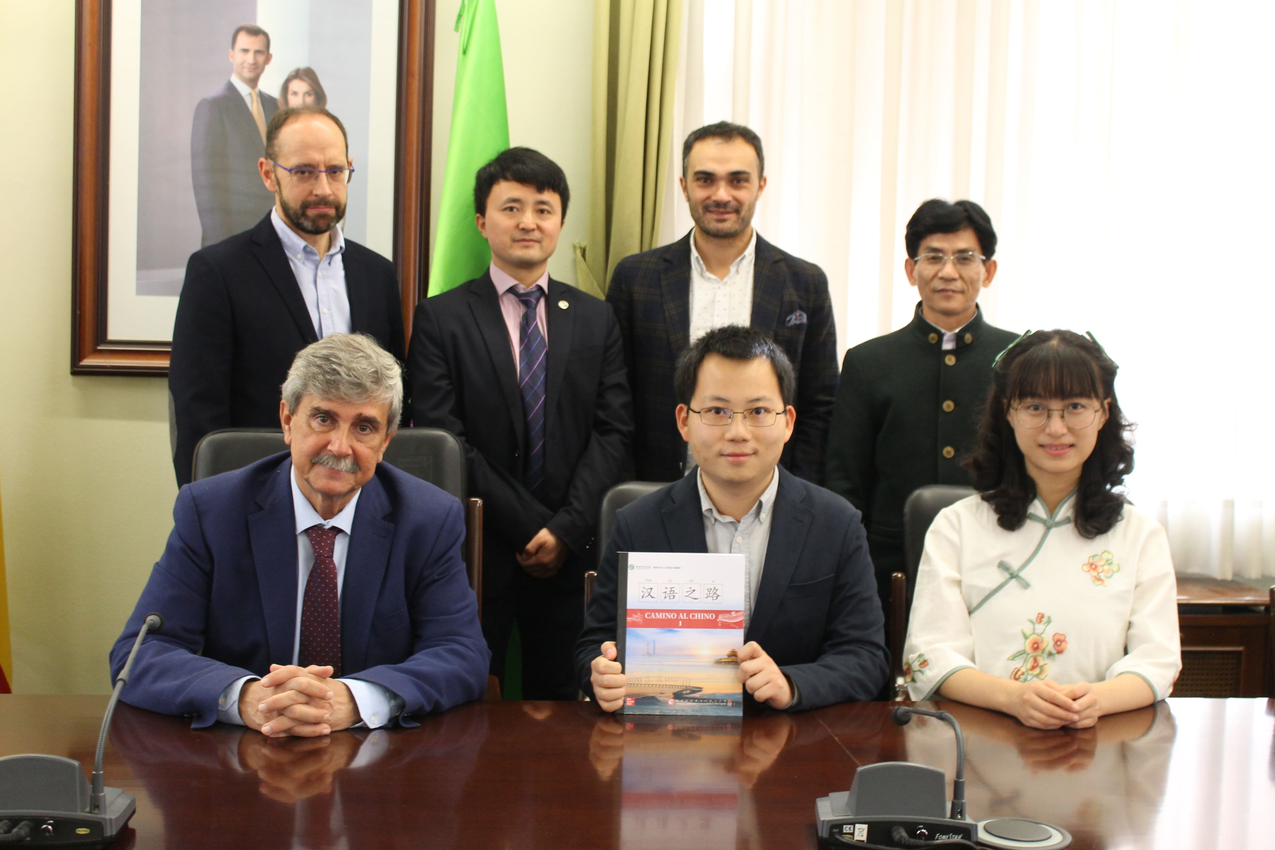 El Instituto Confucio de la ULE presenta el segundo volumen del 'Camino al Chino' - imagen 3
