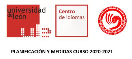 PLANIFICACIÓN Y MEDIDAS CURSO 2020-2021